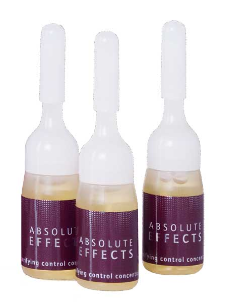 ABSOLUTE EFFECTS Purining Control Concentrate Ampule 6 x 4ml