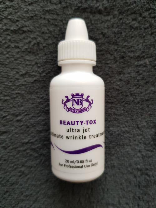 BEAUTY-TOX ultra jet ultimate wrinkle treat. 20ml